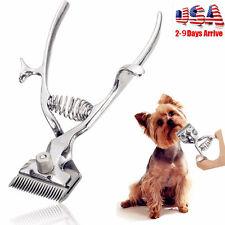 Professional Animal Groomer Kit Pet Dog Cat Hair Trimmer Grooming Clipper Shaver