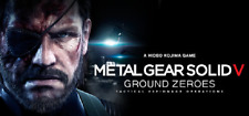 METAL GEAR SOLID V: GROUND ZEROES PC *STEAM CD-KEY* *Fast Delivery!*