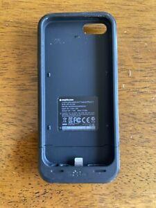 Mophie Juice Pack Plus for Apple iPhone 5 - M/N JPP-IP5-BLK