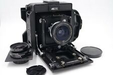 Horseman 45FA multi format bellows camera with 90mm and 135mm lenses