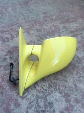 BMW E36 M3 92-99 COUPE/CONVERTIBLE DAKAR YELLOW POWER HEATED LEFT DOOR MIRROR