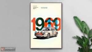 Porsche 911R - XIV Tour de France 1969