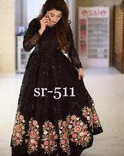 Indian salwar kameez Anarkali Suit Designer Bollywood Ethnic wedding dress 22