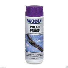 Nikwax Polar Proof Wash In Waterproofing SUITABLE FOR FLEECES Water Repellency