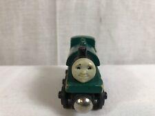 Thomas & Friends The Engine Tank PETERSAM Wood Train Wooden Railway Green Toy