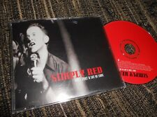 SIMPLY RED AIN'T THAT A LOT OF LOVE(EDIT)/(PHATS&SMALL..)/++2 CD EP 1999 GERMANY