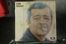 SERGE REGGIANI -SERGE REGGIANI LP 1970 FRANCE 2 393 010