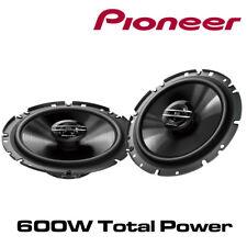 """VW T5 Multivan 2003> Pioneer 6.5"""" 17cm 2-Way Coaxial Speakers 600W Door Speakers"""