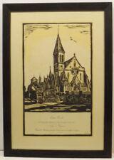 Künstlerische Grafiken & Drucke mit Religions-Motiv aus Frankreich