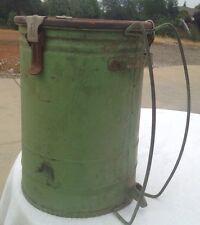 Antique Union Oil Co SOLVIDOR Solvent Oil Can