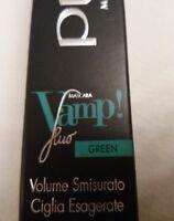 PUPA VAMP Mascara Fluo n.501- Green