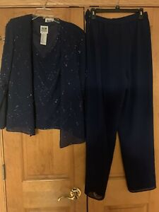 Mother Of The Bride Size 8 Pants Suit