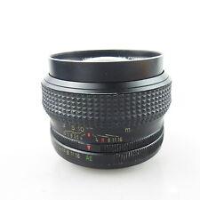 Konica AR Hexanon 1:4.5 f=50mm Objektiv / lens