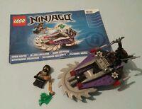 LEGO Ninjago 70720 Hover Hunter Set+ Figuren komplett ,BA, Top.