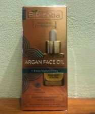 BIELENDA ARGAN FACE OIL HYALURONIC ACID ANTI WRINKLE NIGHT TREATMENT HYDRATION