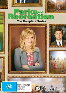 Parks and Recreation The Complete Series DVD Region 4 NEW