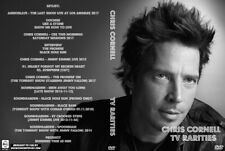 Chris Cornell 2017 TV Rarities Live DVD