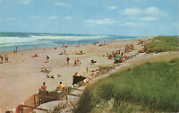 Postcard Nauset Beach Cape Cod National Seashore Eastham Massachusetts