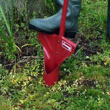 More details for  long handle bulb planter serrated edge garden tools planting heavy soil