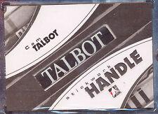 2013-14 ITG STICKWORK HANDLE CAM TALBOT 1/1 GAME USED STICK NAMEPLATE