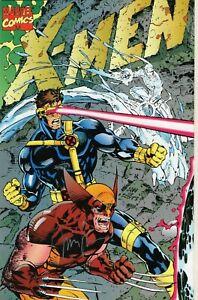 X-Men #1 Variant Signed By Jim Lee (1991) Marvel Comics