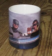 Batman and Robin in The Batboat 1960s Show MUG