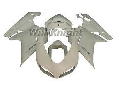 Matte White Injection Fairing for Ducati 848 1098 1198 2007 2008 2009 2010 2011