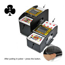 Deck Automatic Card Shuffler Poker Cards Shuffle Machine For Casino Playing Deck