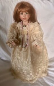 """Rose Marie Strydom 28"""" Porcelain Doll 2003 53 of 250"""