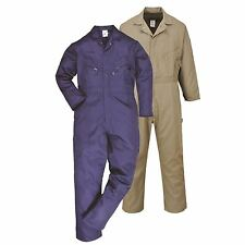 Portwest Dubai Coverall Overall Boilersuit Workwear C812