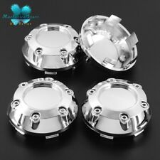 4 PCS 68MM TOP Quality Universal ABS Car Wheel Center Caps Dust-Proof Cover Car