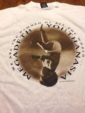 vintage megadeth shirt