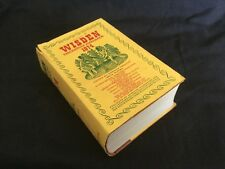 Wisden Cricketers Almanack 1974 HB DJ Original DJ Cricket