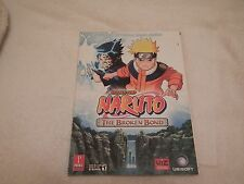 Prima Naruto The Broken Bond Offical Game Guide