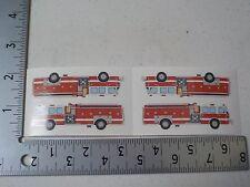 Mrs. Grossman'S Fire Engines Trucks Stickers 2005 Retired A2337