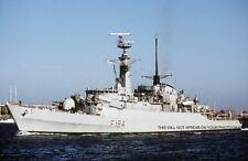 ROYAL NAVY TYPE 21 FRIGATE HMS ARDENT