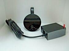 Google Chromecast Ultra 4K Digital Media Streamer Nc2-6A5-D