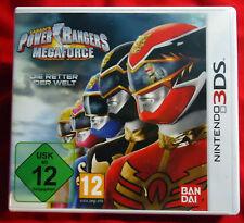 Power Rangers: Megaforce-Nintendo 3ds/2ds - 2013