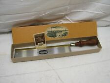 Stanley 150th Anniversary Dovetail Back Saw 150 Years w/Box Hand Tool COA 1993