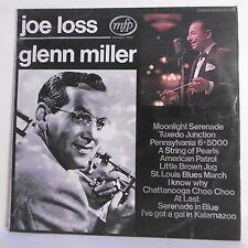 "33 tours Joe LOSS Plays Glenn MILLER Disque LP 12"" & HIS ORCHESTRA Jazz MFP 5002"