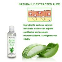 Skin Care Natural Pure Aloe Vera Gel Acne Moisturizing Cream F0B7 Paste T2M1