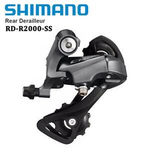 Shimano Claris RD-R2000 8 Speed Road / Folding Bike Rear Derailleur Short Cage