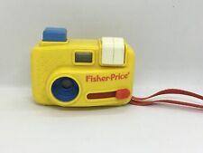 Vintage 1998 Fisher Price Pocket Toy Camera with Animal Slides