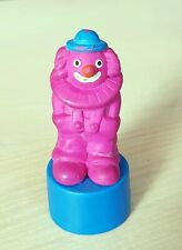 Rubber Pencil Sharpener Bullyland Clown Made in Germany