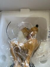 """WDCC *Pluto* """"Perfect Patient"""" First Aiders New in Box with COA Never Opened"""