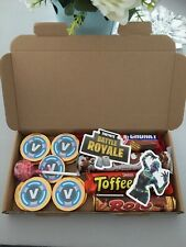 fortnite goody Box, Stocking Filler Christmas Gift. Fortnite Present  Chocolate