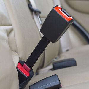 Brand New Strong Adjustable 25cm Car Seat Belt Extender Buckle