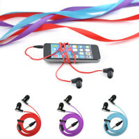 Kopfhörer In Ear Ohrhörer Stereo für Smartphone Mp3 ss Head Mikrofon Player