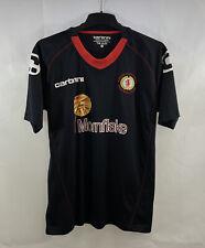 Crewe Away Football Shirt 2011/12 Adults Large Carbrini D177