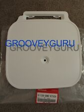 Honda Z50R New Front Number Plate 61136-GW8-670ZA